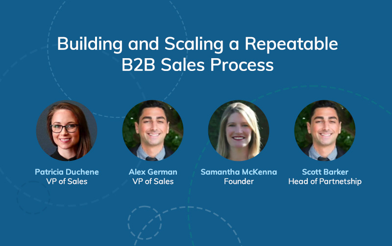 Building and Scaling a Repeatable B2B Sales Process