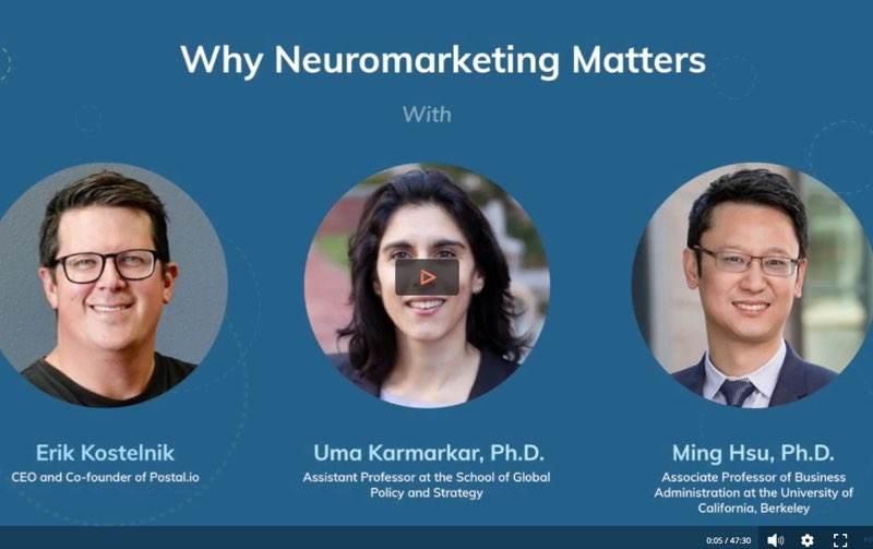 B2B Growth Podcast Episode 2: Why Neuromarketing Matters