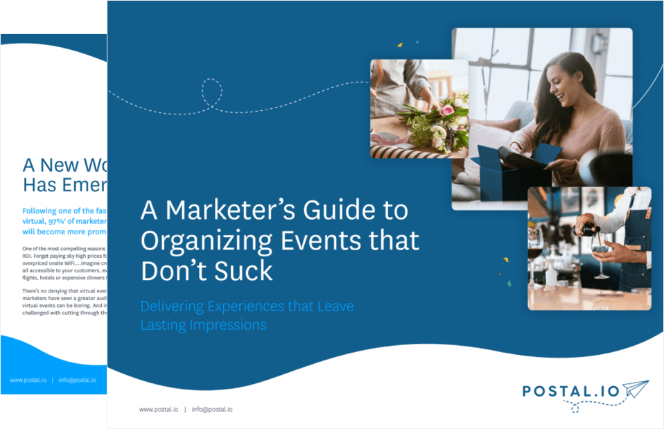 A Marketer's Guide to Organizing Events that Don't Suck
